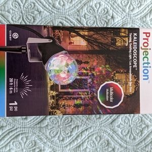 Gemmy Holiday - LED Light Show Projection new!